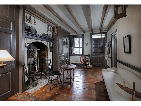 1750's home