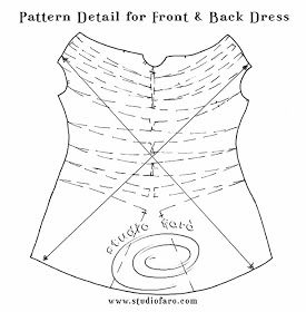 Join my free members area on the website for more pattern making learning.
