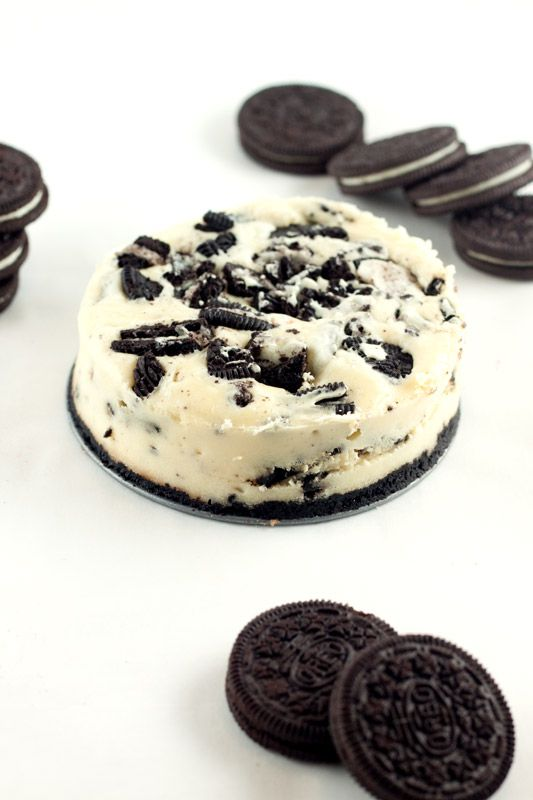 Oreo Cheesecake | My Food Inspiration