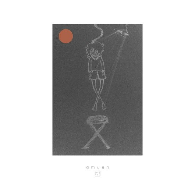 moon`81 _ jatuh dari kursi  #visualart #amoon #project #wip #poster #design #graphic #ilustration #dkv #moon #kibs #fall