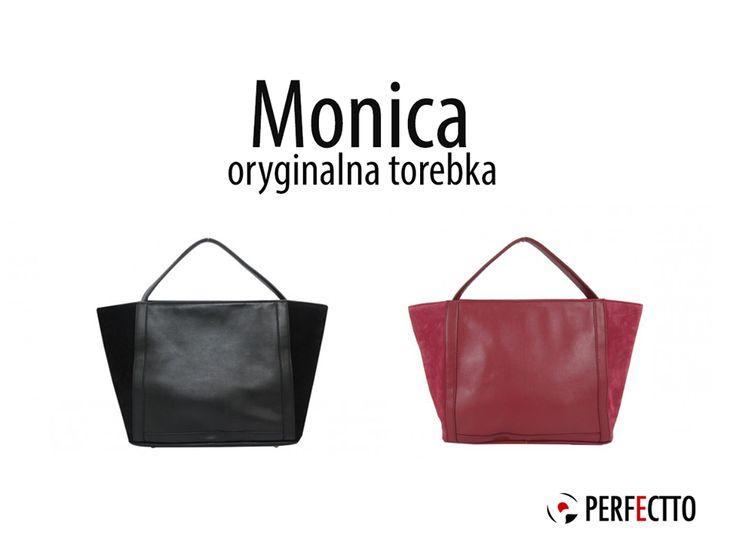 Szukasz eleganckiej torebki? Zwróć uwagę na Monicę: goo.gl/jDDeUX ! :) #eleganckatorebka, #torebkadoreki