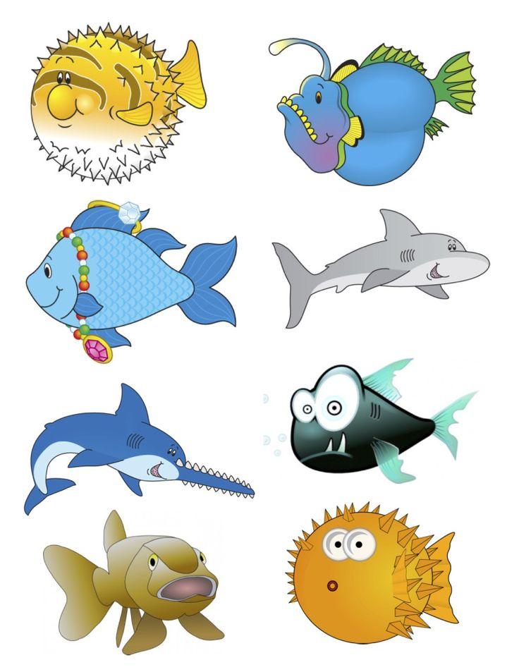 The 25 Best Ideas About Pout Pout Fish On Pinterest