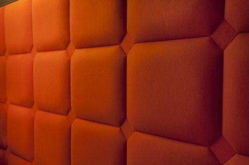 Дизайнерские мягкие стеновые панели из войлока