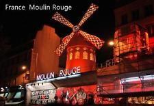 Paris Moulin Rouge Frankreich France Foto Fridge Magnet Reise Souvenir