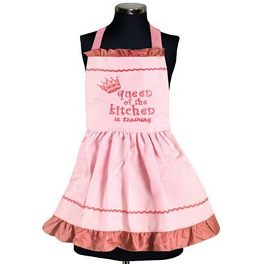 Nice Kidsu0027 Queen Of The Kitchen Apron   Jcpenney.for Madison
