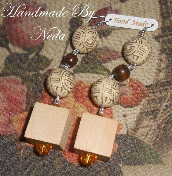 Wood & Beads
