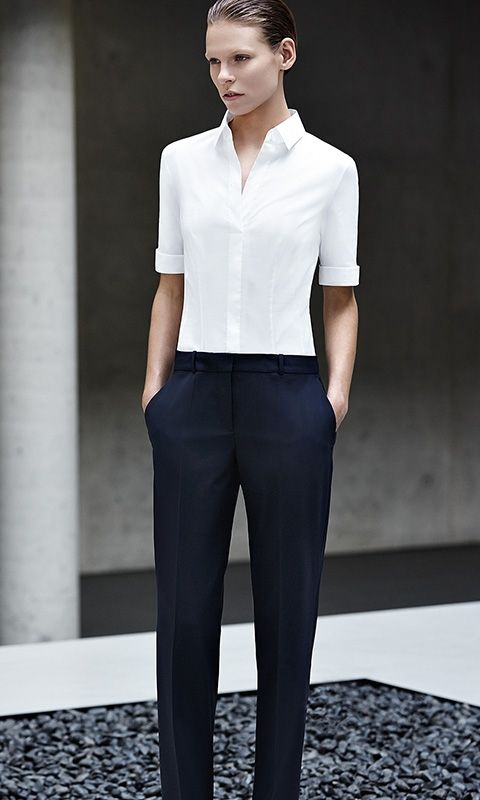 Love: Hugo Boss, Clean  Timeless Outfit