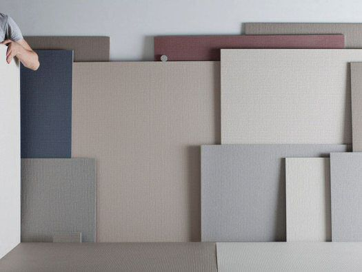 Pico Collection by Rowan and Erwan Bouroullec dimple tile