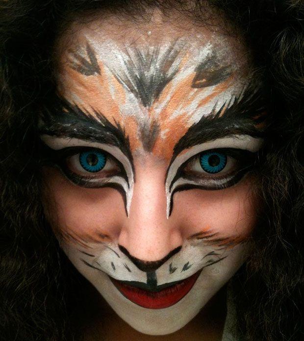 trucco tigre