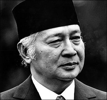 suharto father of corrupt indonesia