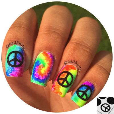 Peace Sign Vinyls - Twinkled T