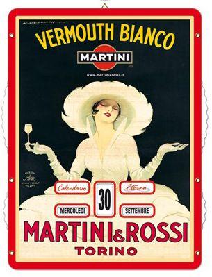 calendario eterno by Martini