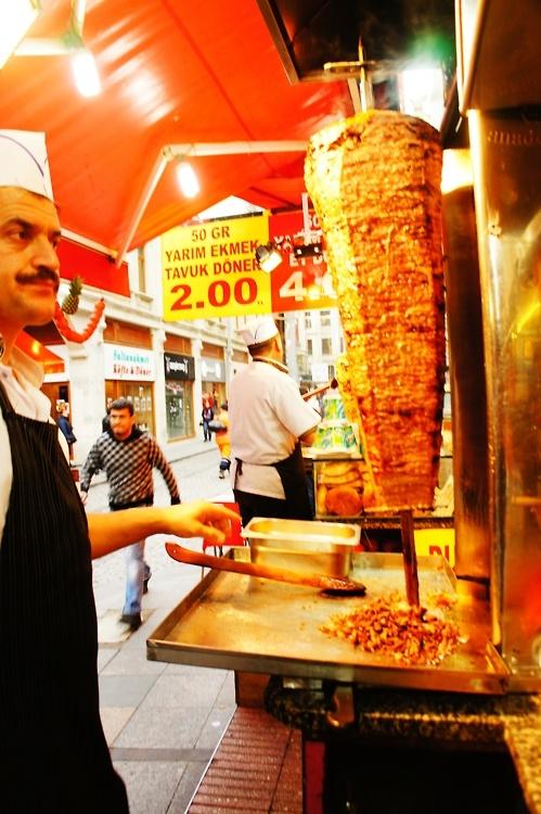 Street Food in Istanbul  sokak gıda / sokak yemeği  (street food)