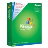 Microsoft Windows XP Home Edition with Service Pack 2 - Full Version (Software)By Microsoft Software