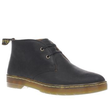 Dr Martens Black Cruise Cabrillo Mens Boots The Dr Martens Cruise Cabrillo shows how relaxed chukka boot styling is done. The smooth black leather upper features subtle embossed branding at the tongue for a premium feel, whilst a sturdy and har http://www.MightGet.com/january-2017-13/dr-martens-black-cruise-cabrillo-mens-boots.asp