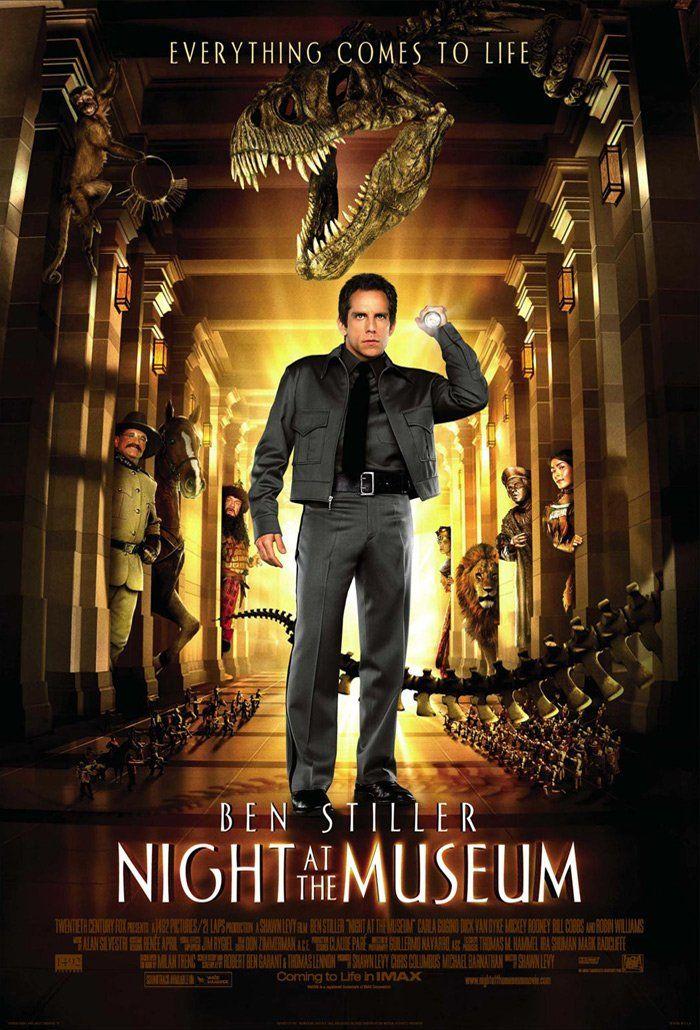 ดูหนังออนไลน์ Night at the Museum (2006) คืนมหัศจรรย์...พิพิธภัณฑ์มันส์ทะลุโลก  ดูหนังที่นี่เลยนะจ๊ะ - https://goo.gl/iB6cnz