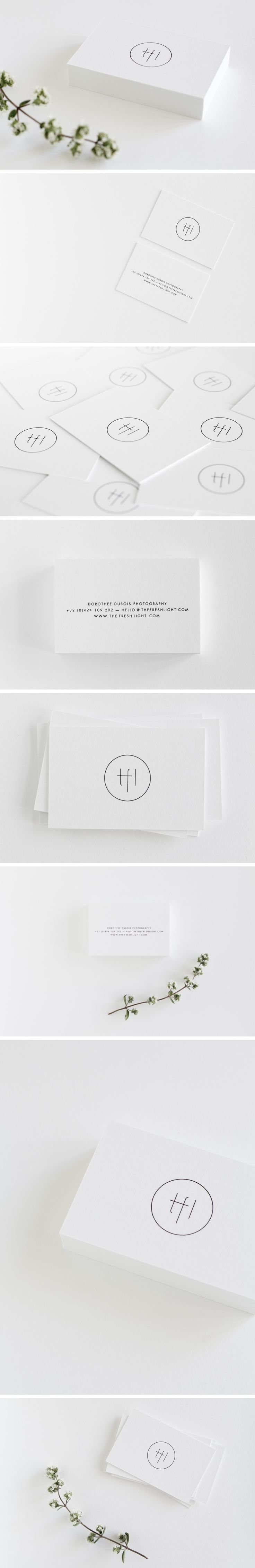 I like the look of a fresh minimal initial logo, that i can easily design onto artworks & display stands