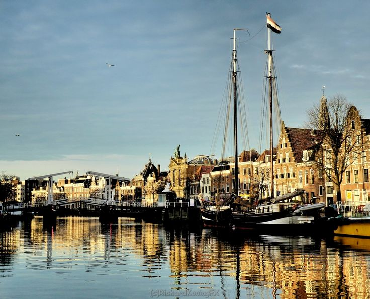 Gravenstenenbrug Spaarne Haarlem