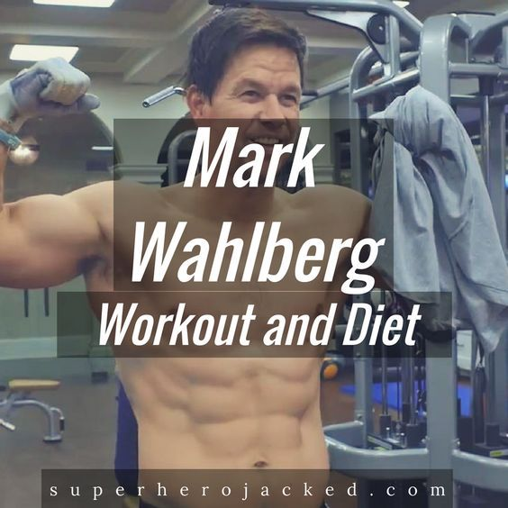 BONUS: Download the FREE Mark Wahlberg Workout PDF Enter the King of Physique and Superhero Jacked-ness (just created a word): Mark Wahlberg! Let's just take a second to look at where it all started. That's Marky Mark posing for Calvin Klein if you can't recognize him. He's since got slightly more b…