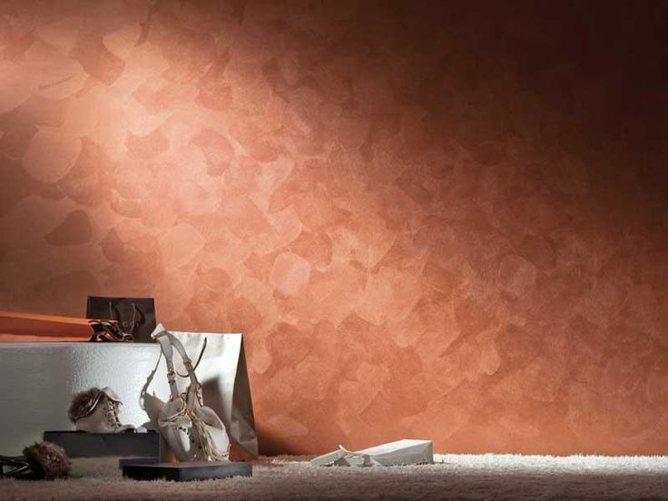 Add a little texture to a wall with this lightly textured Venetian plaster.