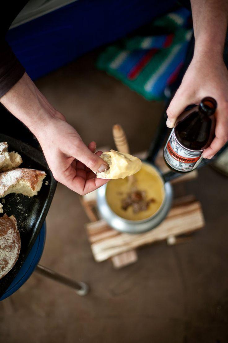 Beer and Cheese Fondue | Crush Magazine