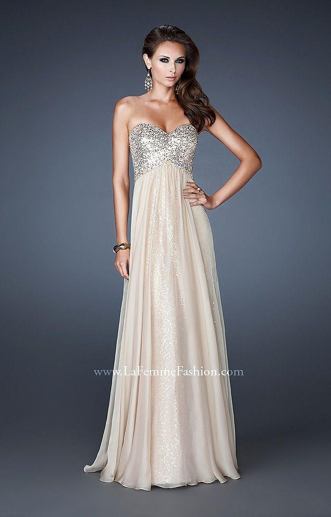 La Femme 18898 Prom Dress