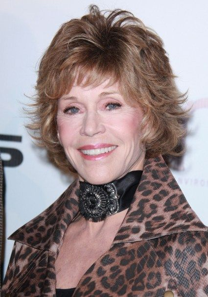 jane fonda short haircuts fondas layered hairstyle hair 4524 | 24b3ab5e437d4686147f08ec61022c8e
