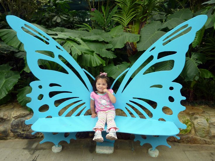 17 Best Butterfly Bench Images On Pinterest Butterflies Chairs And Benches