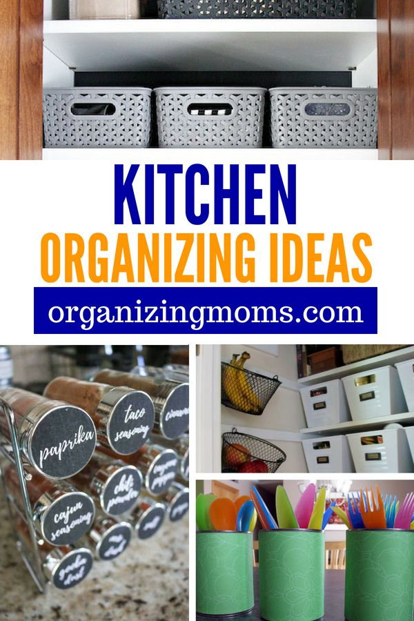 1014fd1ec2b Best kitchen organization hacks to DIY organize your cabinets