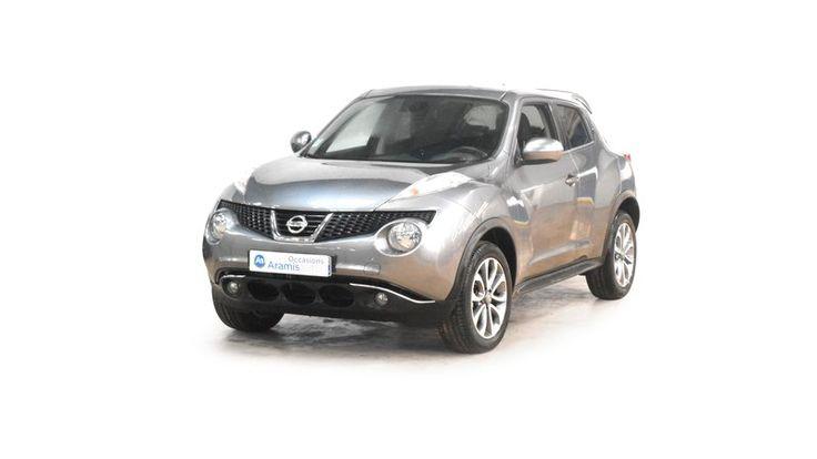 #Nissan Juke 4x2 et SUV - 5 portes - #Diesel - 1.5 dCi 110 FAP - Boîte manuelle - Finition Ultimate Edition #Voiture #Automobile #Cars