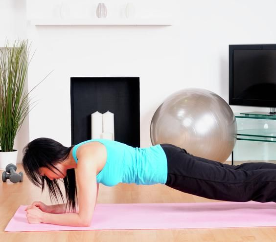 Plank Workout | Want a total-body exercise routine that's effective to its core? Try some planks.