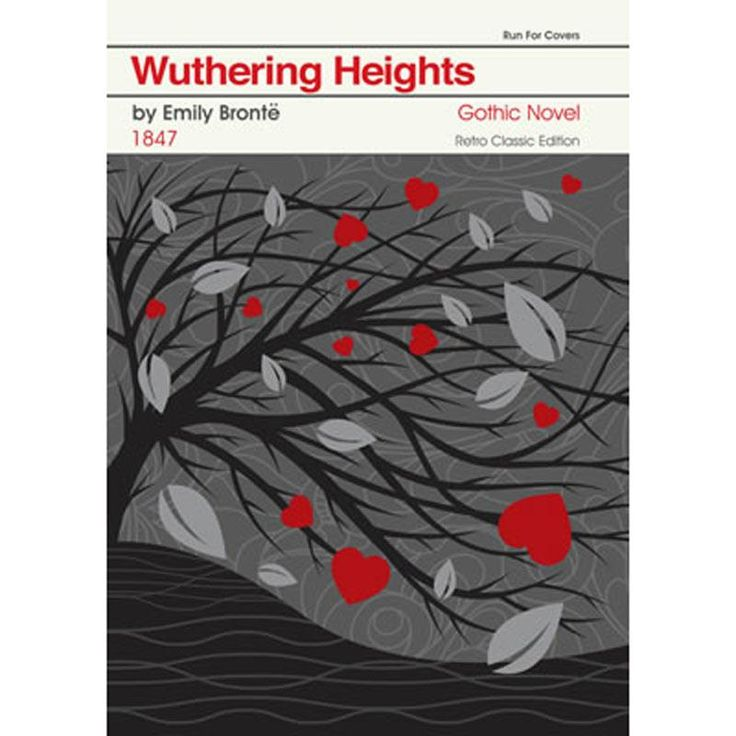 the best wuthering heights ideas wuthering  print retro classic book cover wuthering heights book lover gifts