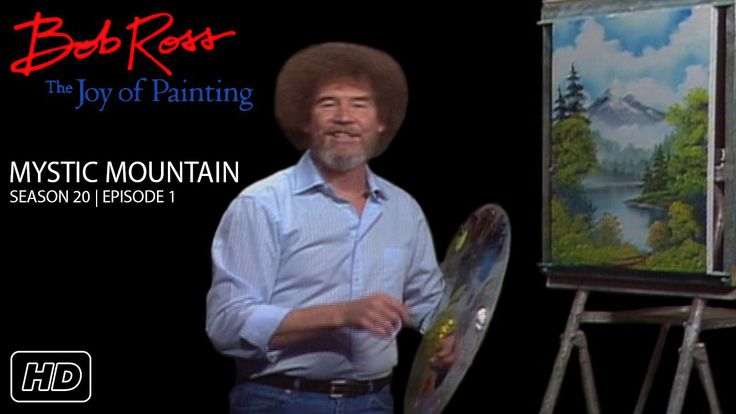 The Surprisingly Mysterious Life of Bob Ross