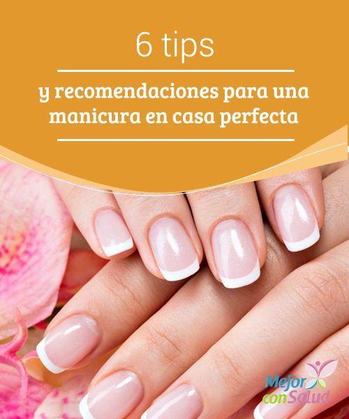 6 tips y recomendaciones para una manicura en casa perfecta Dado que las grasas de las cremas pueden dificultar la fijación del esmalte, cuando nos hidratemos las manos debemos evitar la zona de las uñas