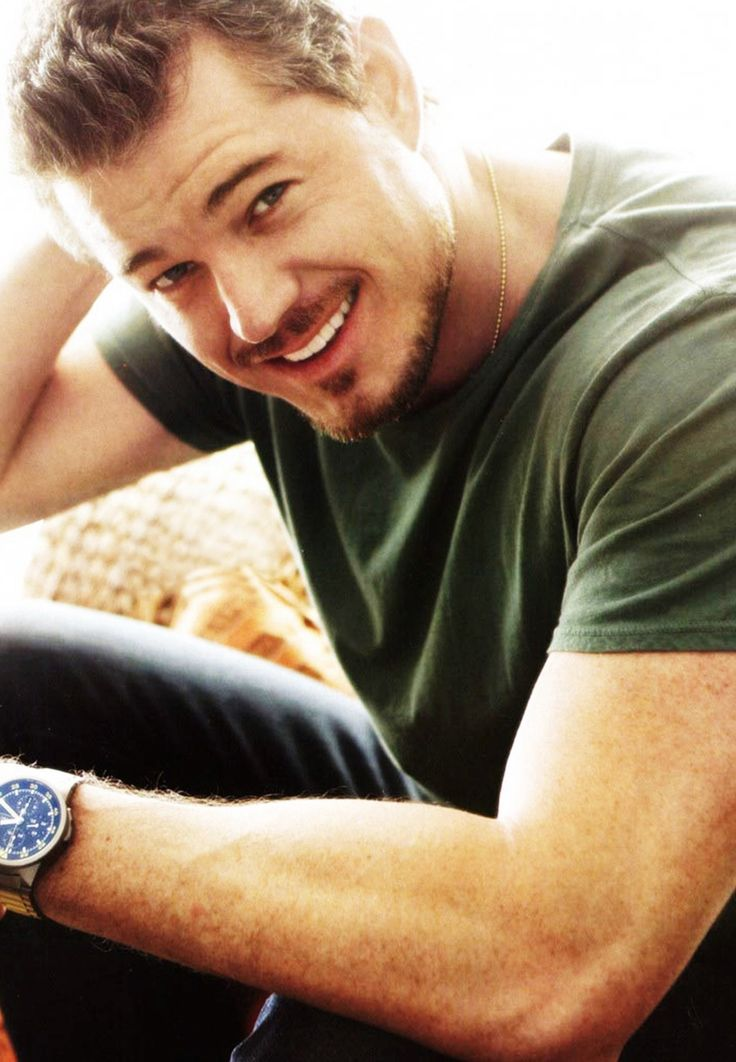 Eric Dane- Christian Grey