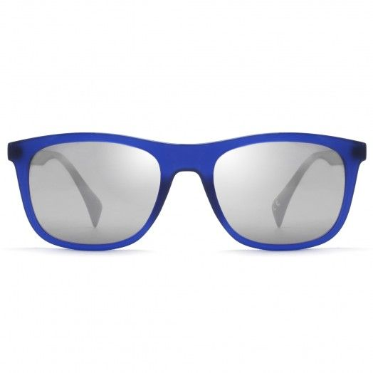 Eyeglasses made of a flexible and durable polymeric material. Flexible temples, which allow a perfect fit.