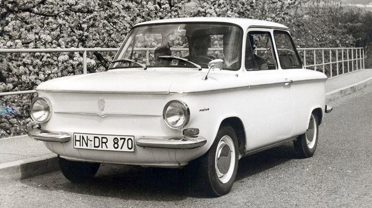 #NSU Prinz 4, 1962