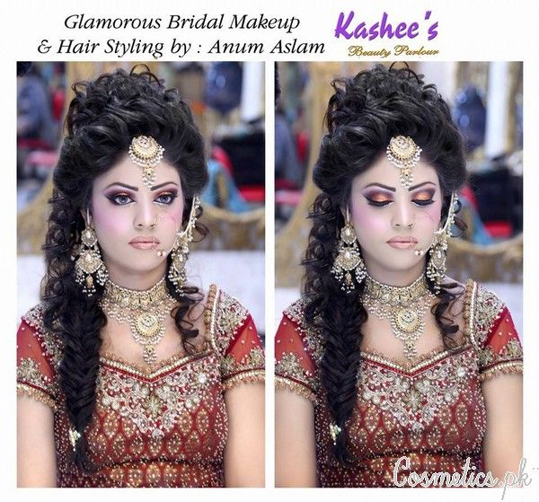 Pakistani bridal makeup near me