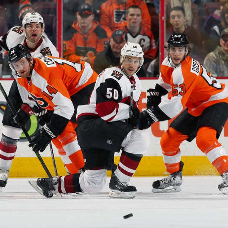 Flyers are back home for one game as they take on the winless Arizona Coyotes at 7pm. Brian Elliot will start tonight.  Bad news as Sam Morin has been dealing with an injury so Mark Alt has been called up to play. Let me remind that the Coyotes are 0-10-1 so they will be desperate to get a win. What are your thoughts for tonight? #philadelphiaflyers #nhl #letsgoflyers