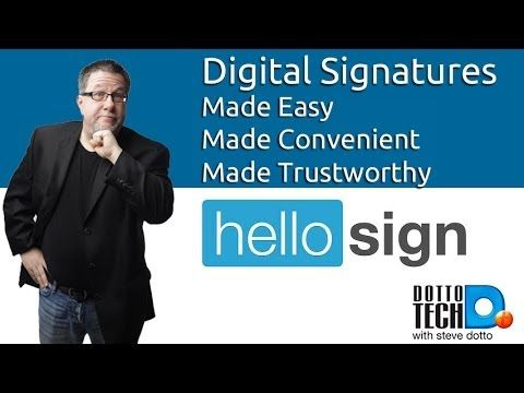 Sign Here, Sign There, Sign Anywhere! HelloSign Digital Signatures    Legal digital signatures are the name of the game for HelloSign. Using this service you can sign any document, anywhere you have an Internet connection.  Legal, simple and affordable…I know all a contradiction in terms!