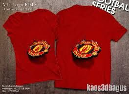 Image result for kaos 3d manchester united