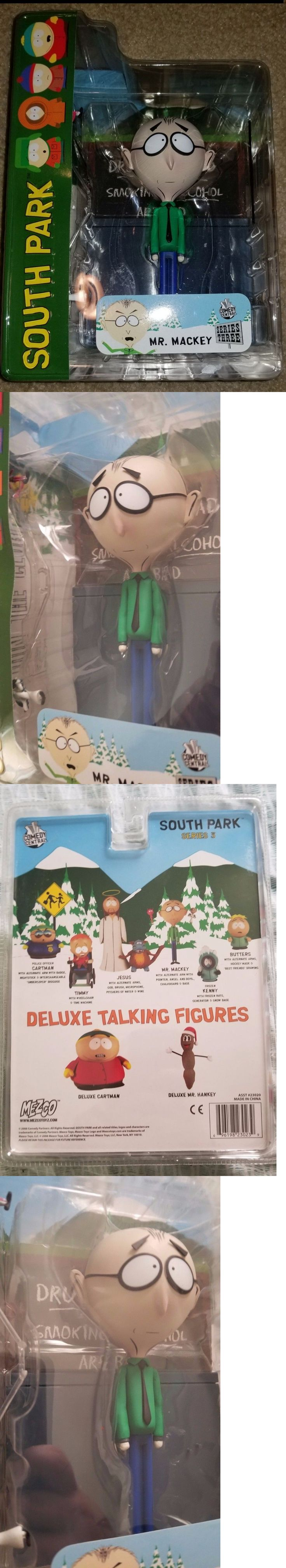South Park 20918: South Park Series 3 Mr. Mackey Figure Collectible Mezco Nip Sealed -> BUY IT NOW ONLY: $30.88 on eBay!