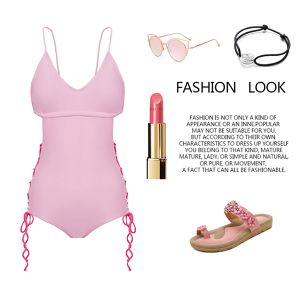 夏を満喫すれば一生残る思い出になる水着 ピンク、2017年限定販売