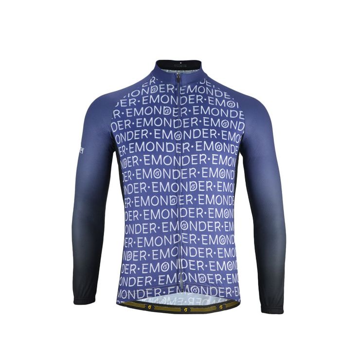 EMONDER 2017 Autumn Long Sleeve Pro Cycling Jerseys Men Mtb Clothing Bicycle Maillot Equipacion Ciclismo Sportwear Bike Clothes  #Affiliate