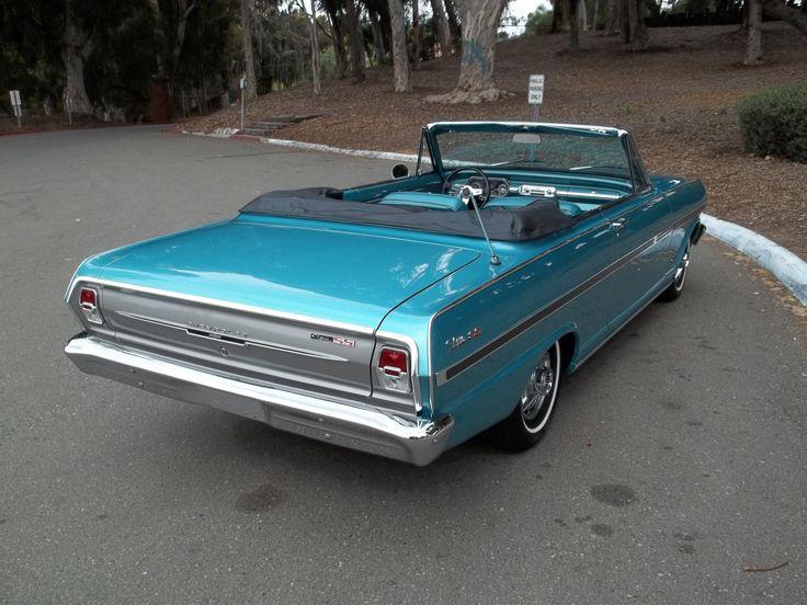 1964 chevy nova convertible . | Chevrolet nova | Pinterest | Chevy, Search and Convertible