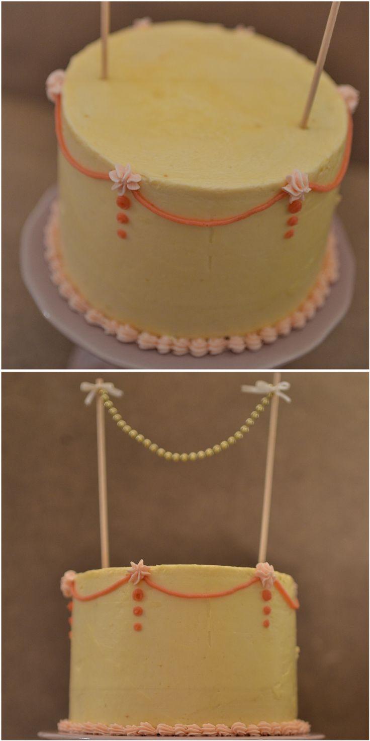 25 besten Verzierte Torten pastellfarben Bilder auf Pinterest