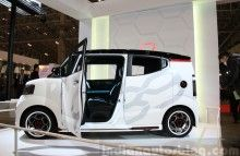 Honda N-Box Slash Cyber Concept