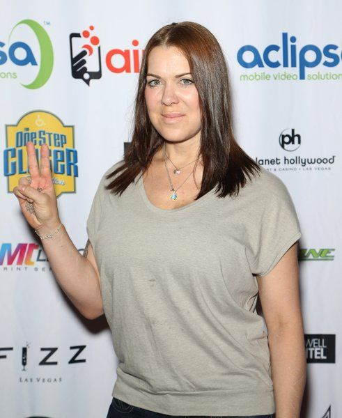 Joanie 'Chyna' Laurer attends the Raising the Stakes for Cerebral Palsy Celebrity Poker Tournament at Planet Hollywood Resort & Casino hosted by the One Step Closer Foundation to raise funds and awareness for people with cerebral palsy on June 19, 2015 in