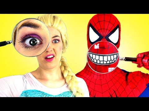 Spiderman & Frozen Elsa vs Joker!  Funny Prank w/ Pink Spidergirl! Superhero Fun in Real Life :) - http://positivelifemagazine.com/spiderman-frozen-elsa-vs-joker-funny-prank-w-pink-spidergirl-superhero-fun-in-real-life/ http://img.youtube.com/vi/L16rM-4zaAI/0.jpg  Spiderman & Frozen Elsa vs Joker! Funny Prank w/ Pink Spidergirl! Superhero Fun in Real Life  Watch more of our Spiderman and Frozen Elsa and other … Judy Diet Programme ***Start your own website with U