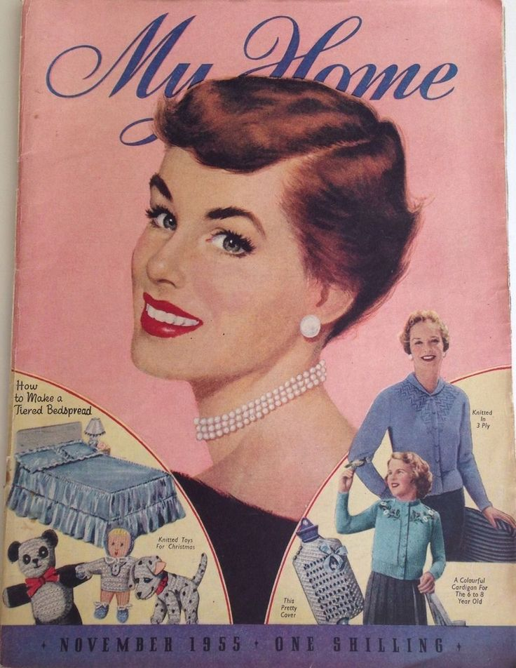 44 best images about 1950s women 39 s magazines on pinterest for Old magazines